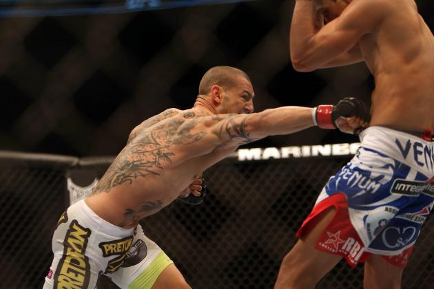 UFC 162: Prime Candidates to Win Knockout of the Night in Las Vegas
