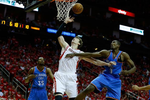 Why OKC Should Trade for Omer Asik After Dwight Howard's Move to Houston Rockets