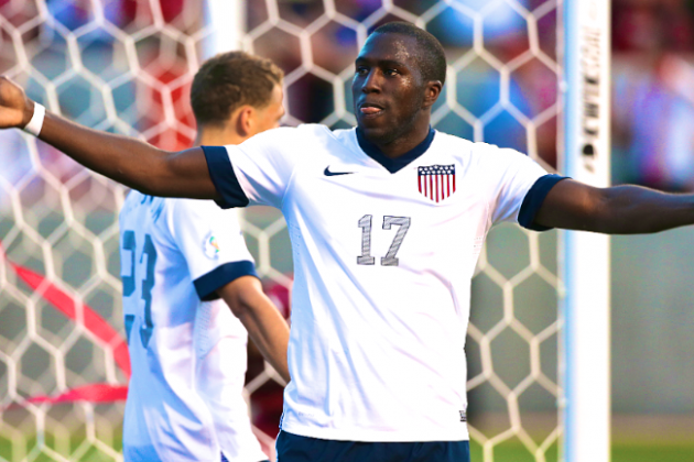 Jozy Altidore Officially Signs With Sunderland