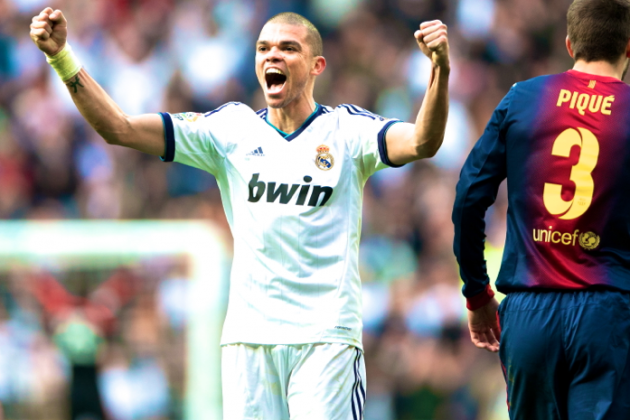 Manchester City: Would Real Madrid's Pepe Be a Good Summer Pickup for Sky Blues?