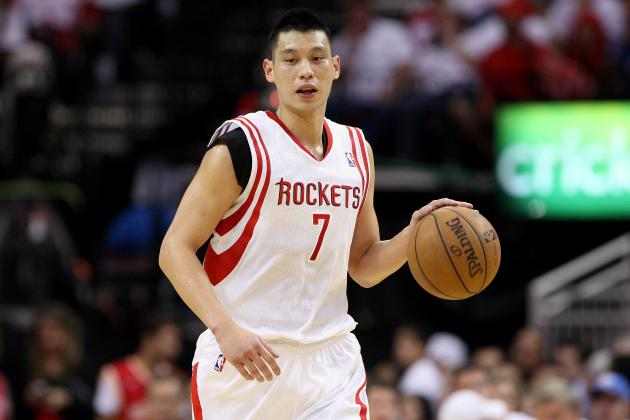 Jeremy Lin Rumors: Rockets PG Reportedly May be Traded in Deal for Josh Smith