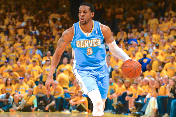 Grading Golden State Warriors' Andre Iguodala Signing, Trade with Utah Jazz