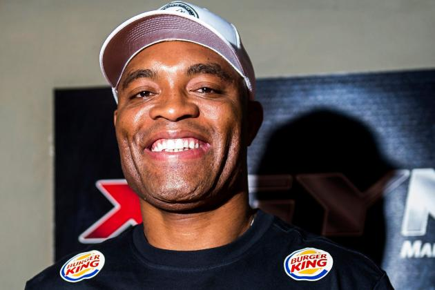 Anderson Silva Will Pocket $600K to Show at UFC 162, Chris Weidman $24,000
