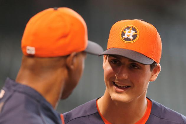 Grades, Twitter Reaction of No. 1 Pick Mark Appel's Debut Start in Pro Baseball