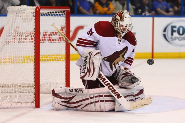 Bruins Sign Backup Goalie Johnson