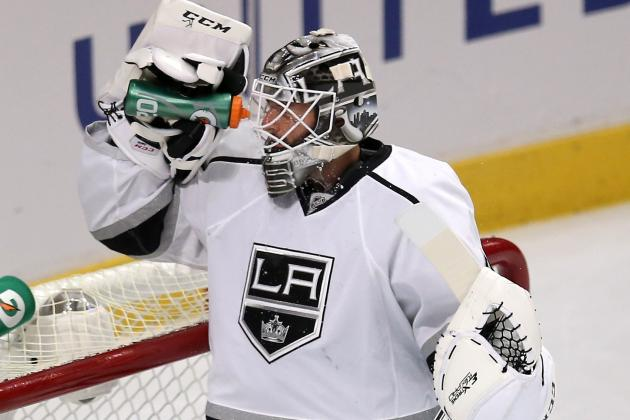 Jonathan Bernier Signs 2-Year/$5.8M Deal