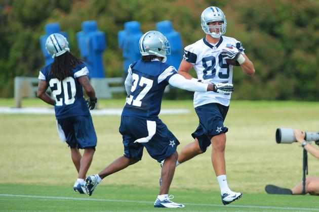 Breaking Down Dallas Cowboys' Biggest Training Camp Battles