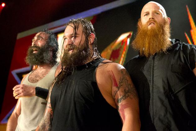 The Wyatt Family Needs an Epic Debut on WWE Raw