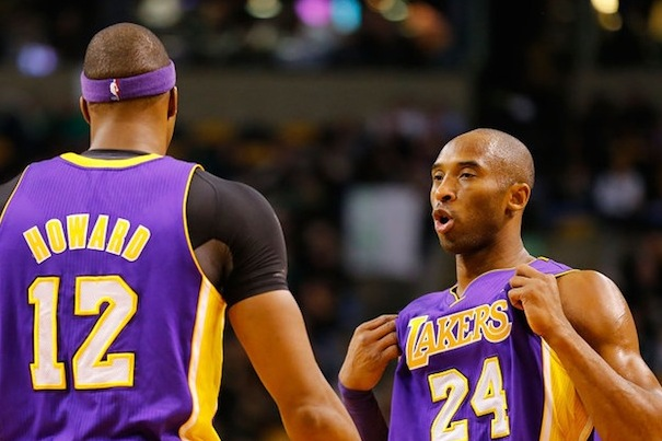 Dwight Howard, Kobe Bryant Unfollow Each Other on Twitter (Photo)
