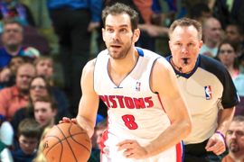 Jose Calderon to Mavericks: Dallas Reportedly Signs Veteran PG to 4-Year Deal
