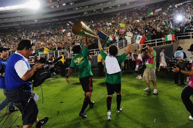 CONCACAF Gold Cup in Desperate Need of a Revamp