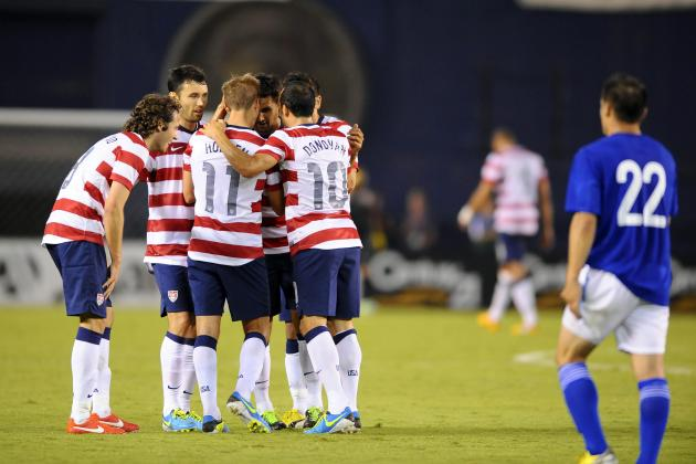 USA vs. Guatemala: Score, Grades and Post-Match Reaction