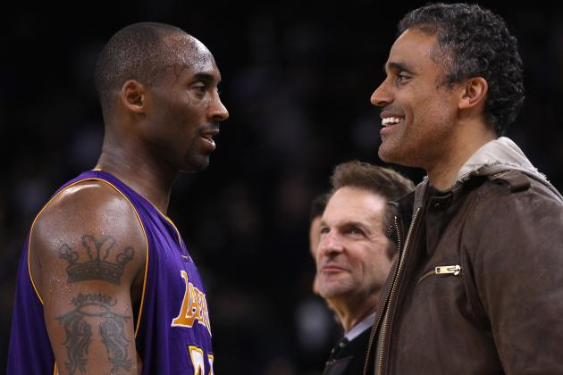 Rick Fox Mocks Dwight Howard on Twitter with