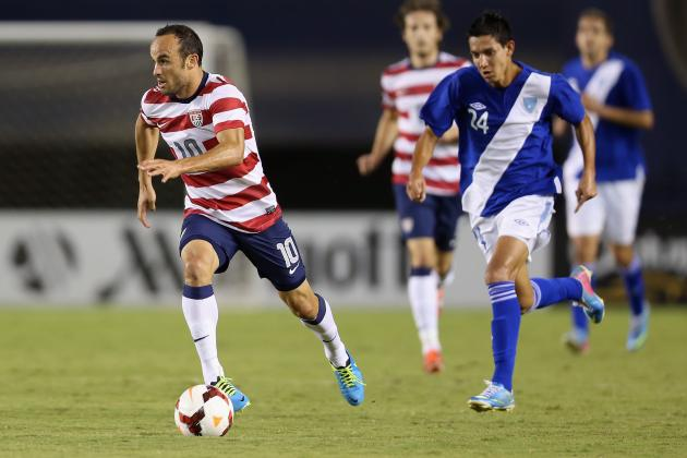 USMNT vs. Guatemala: Complete Player Ratings for Team USA