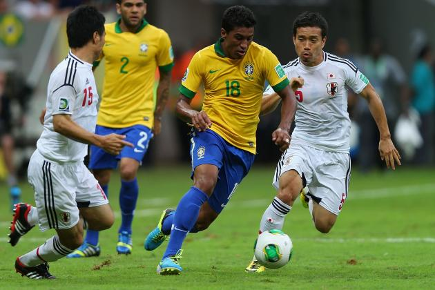 Tottenham Hotspur Transfer News: How Paulinho Will Change the Way Spurs Play