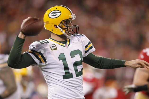Green Bay Packers: Can Aaron Rodgers Win the NFL MVP in 2013?