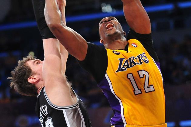 Dwight Howard Asked Lakers to Hire Phil Jackson