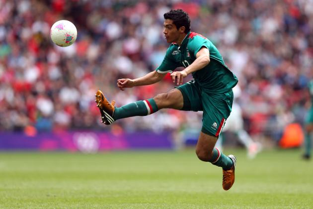 Mexico vs. Panama: Date, Time, Live Stream, TV Info and More for Gold Cup Match