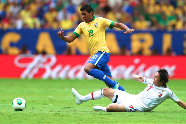 Tottenham Hotspur Confirm Signing of Brazil International Midfielder Paulinho