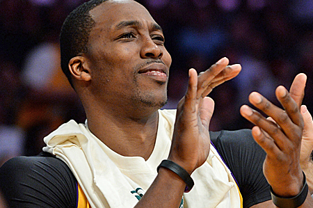 Dwight Howard Chooses to Leave Lakers, and There's No Going Back