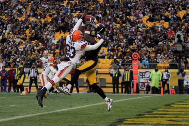 Steelers Among Most Aggressive in Red Zone