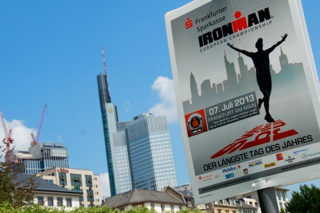 Ironman Frankfurt 2013: Route, Date, Start Time and TV Info