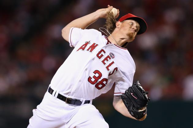 Los Angeles Angels' Jered Weaver Named Son After Deceased Teammate