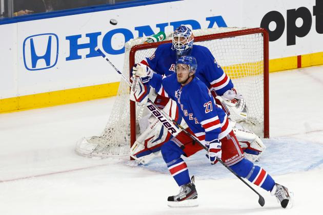 Rangers Add Some Depth to Roster, Close in on Ryan McDonagh