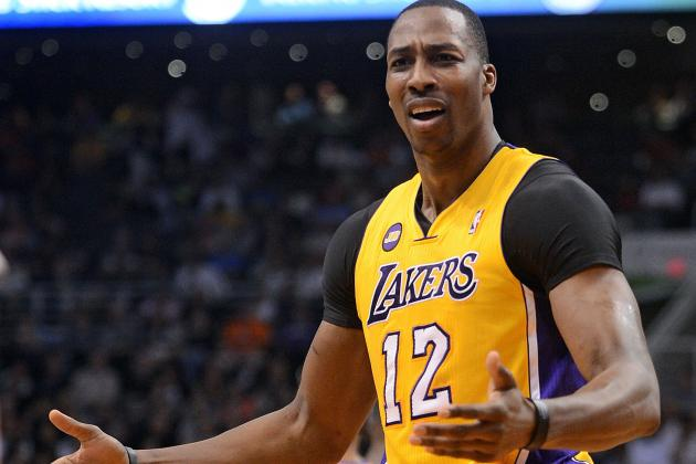 Dwight Howard's Departure from Lakers Is Best for All Concerned