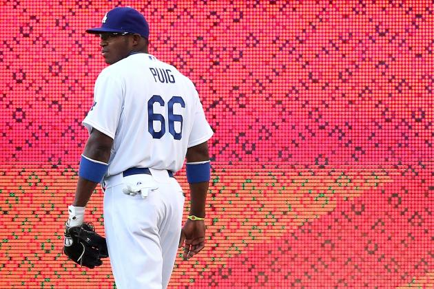 Los Angeles Dodgers: Is Yasiel Puig Worthy of an All-Star Selection?