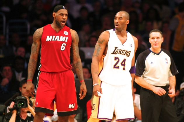 Los Angeles Lakers Will Reportedly Pursue LeBron James in 2014