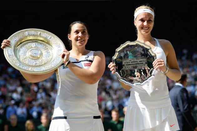 Wimbledon Tennis 2013 Women's Final: Biggest Takeaways from Bartoli vs. Lisicki