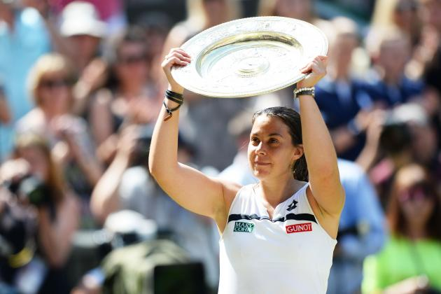 Marion Bartoli: Queen of the Island of Misfit Toys at Wimbledon