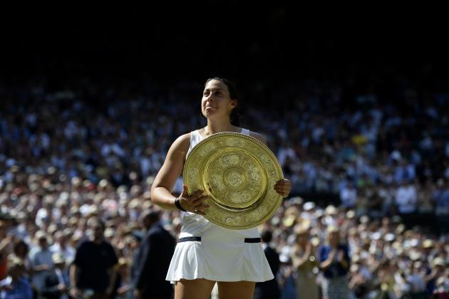 Wimbledon 2013 Results: Marion Bartoli Proves She's Elite with Wimbledon Title