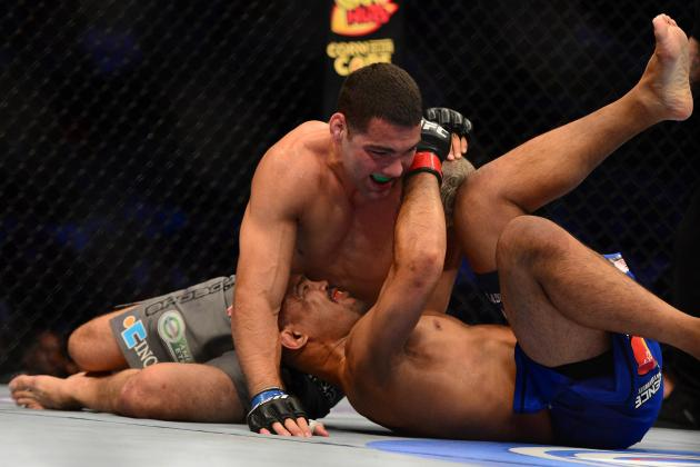 UFC 162: Keys to Victory for Chris Weidman