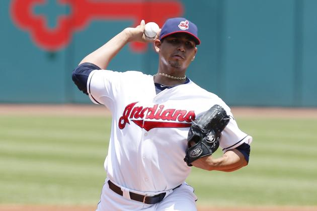 Indians Officially Recall Carrasco