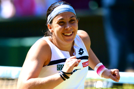 Off-Beat Marion Bartoli the Perfect Champion for Wacky 2013 Wimbledon