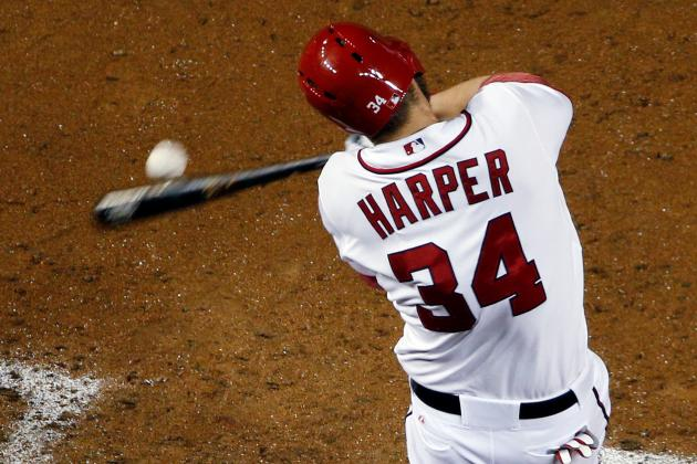 Harper Talks Davey out of Benching