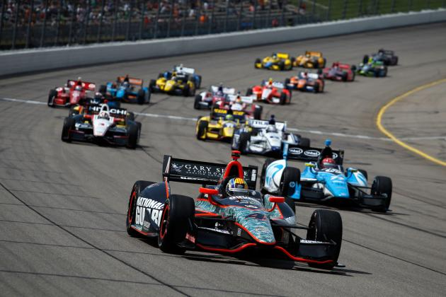 Pocono INDYCAR 400 2013: Start Time, Lineup, TV Schedule and More