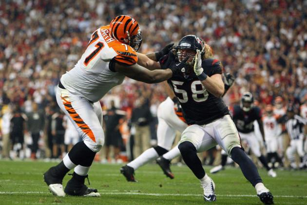 Cincinnati Bengals: What Caused Run-Blocking Problems in 2012?