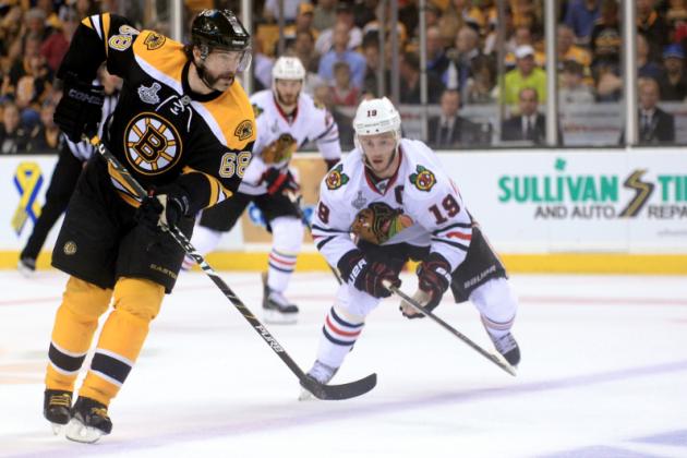 NHL Free Agents 2013: Best Veterans Still on the Open Market