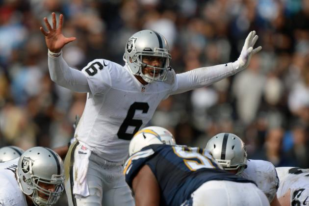 Should the Raiders Consider Moving Terrelle Pryor to a Different Position?