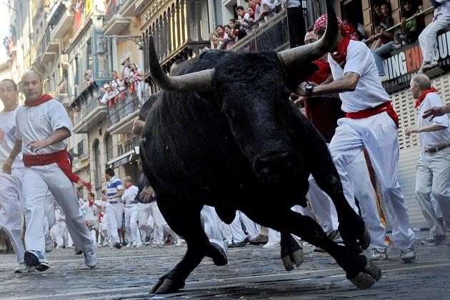 Running of the Bulls 2013: Schedule, Information and More for Historic Event