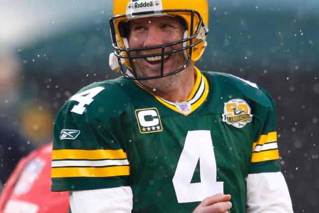 Mark Murphy: Packers Will Retire Favre's Number Before 2016