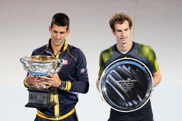 Wimbledon 2013: Full Breakdown of Novak Djokovic vs. Andy Murray