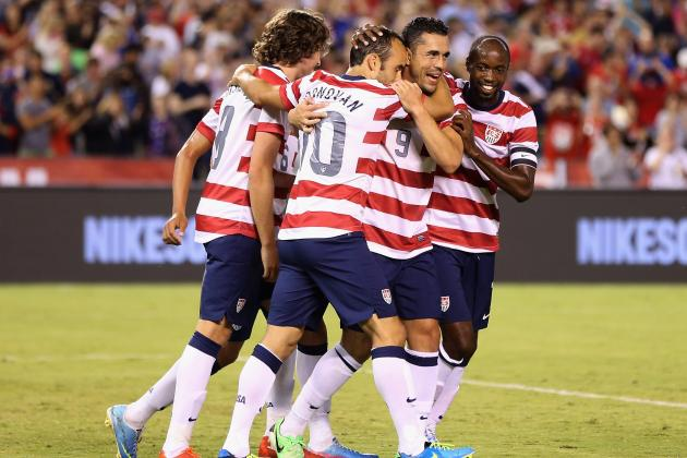 USA vs Guatemala: Americans' Blowout Win Will Provide Vital Boost in Confidence
