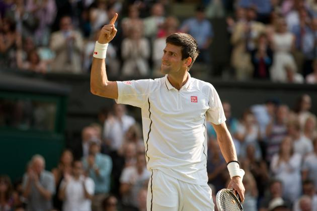 Wimbledon Tennis 2013 Men's Final: What Title Would Mean for Each Finalist