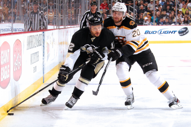 Jarome Iginla and the Boston Bruins: The Perfect Marriage