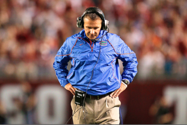 Urban Meyer Speaks Out About Reports Surrounding Florida and Aaron Hernandez