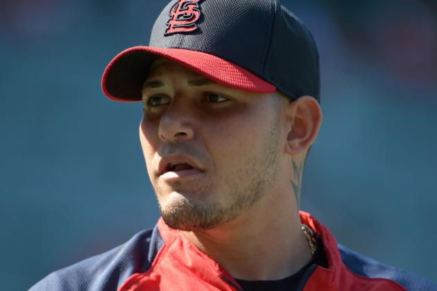 Molina Dealing with Knee Injury